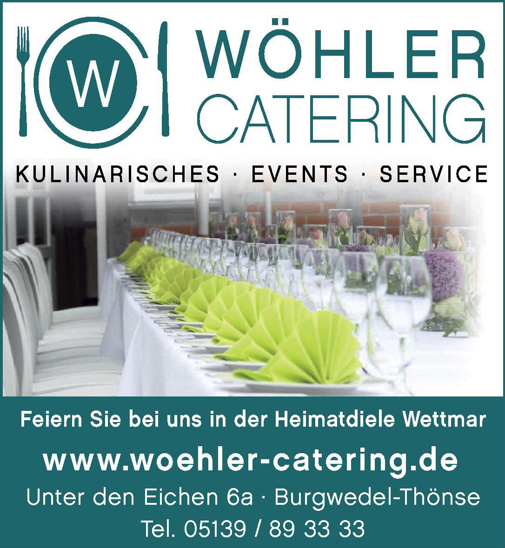 Wöhler catering