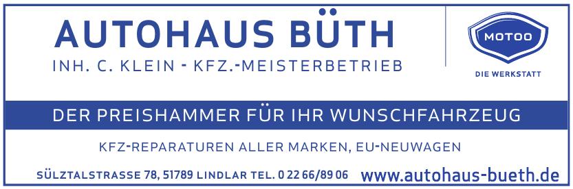Autohaus Büth