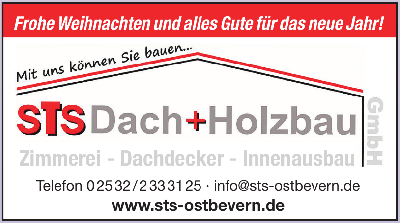 STS Dach + Holzbau GmbH