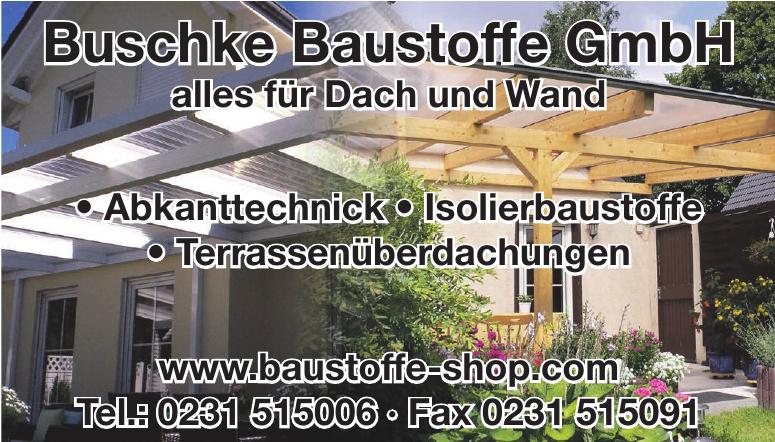Buschke Baustoffe GmbH