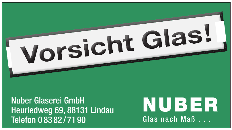 Nuber Glaserei GmbH