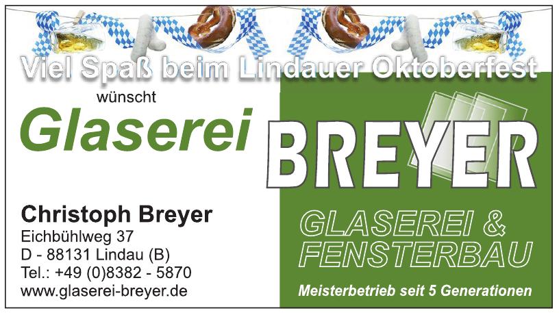 Glaserei und Fensterbau Breyer GbR