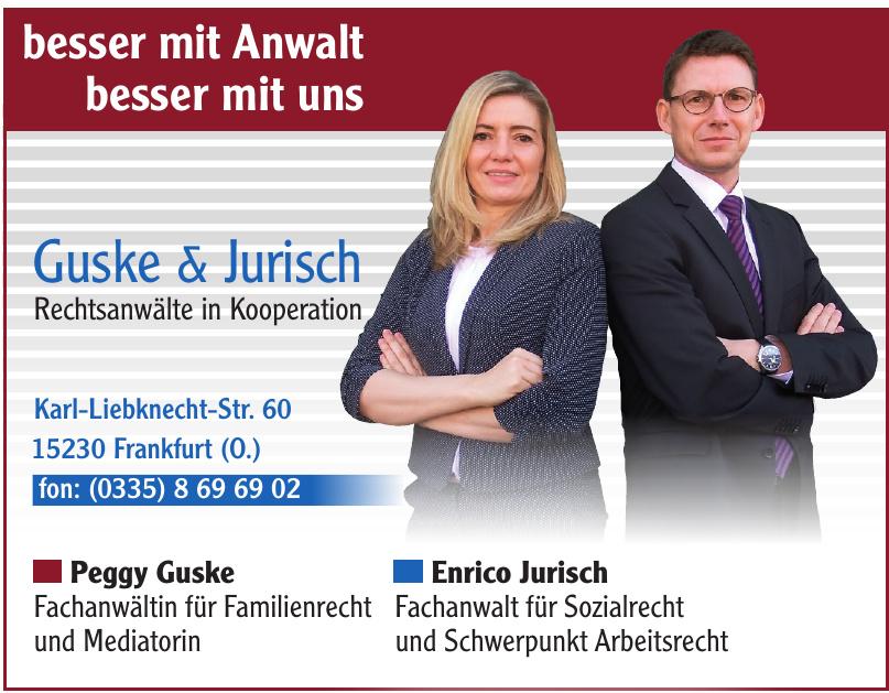 Guske & Jurisch Rechtsanwälte in Kooperation