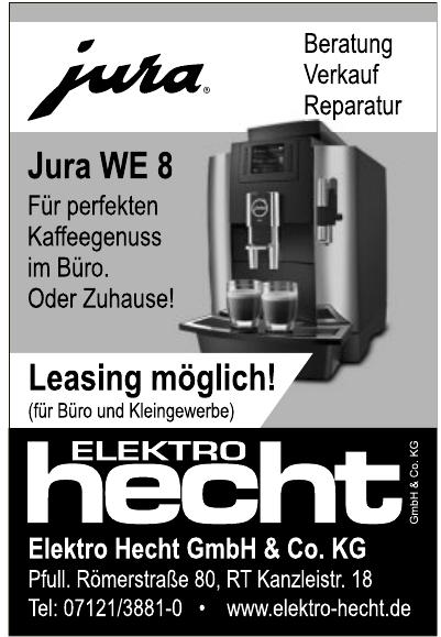 Elektro Hecht GmbH & Co. KG