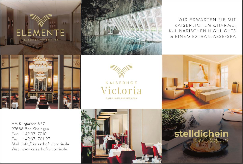Grand Hotel Kaiserhof Victoria