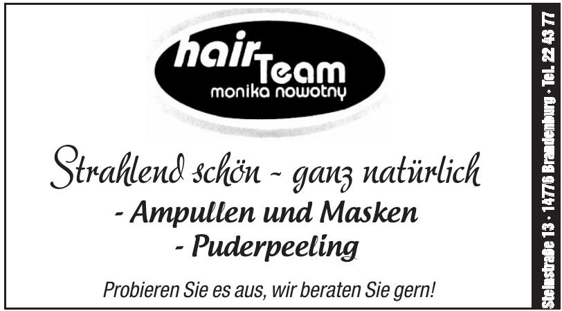 hair Team monika nowotny
