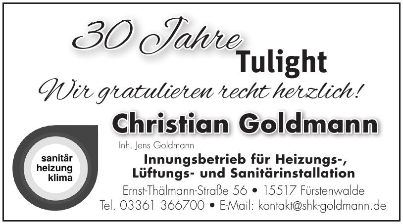 Christian Goldmann