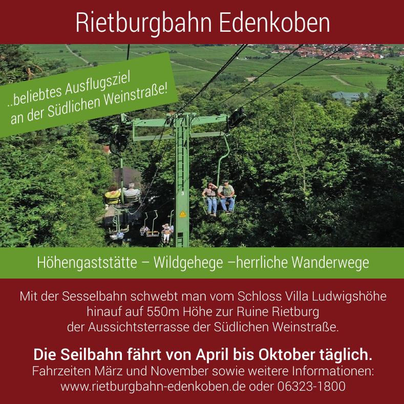 Rietburgbahn Edenkoben