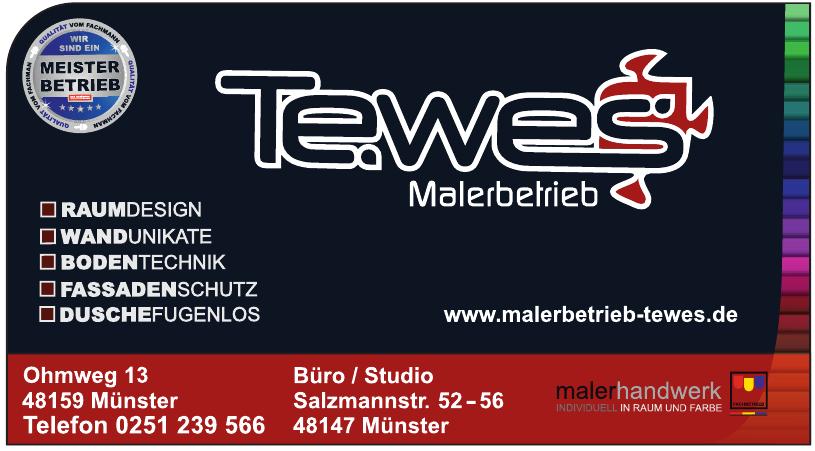 Tewes Malerbetrieb