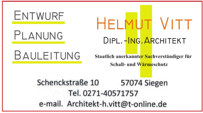 Helmut Vitt