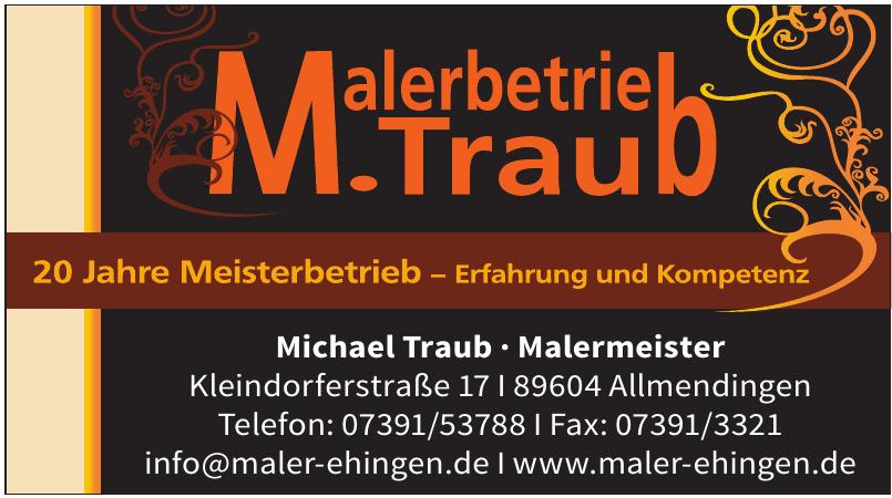 Malermeister Michael Traub