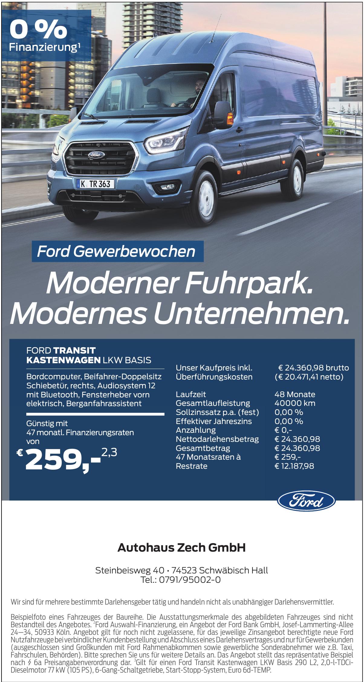 Autohaus Zech GmbH