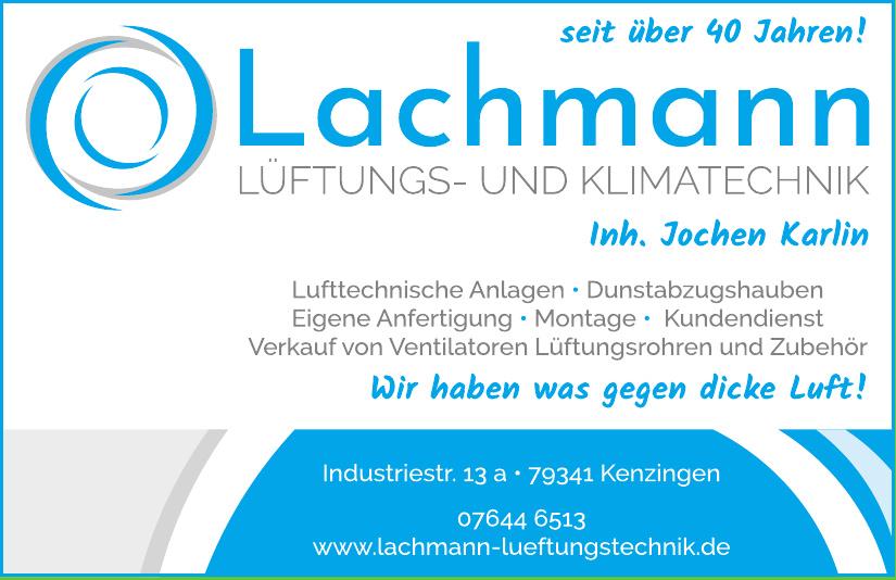 Lachmann Lüftungs- und Klimatechnik GmbH