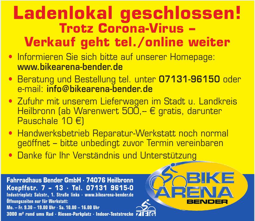 Fahrradhaus Bender GmbH