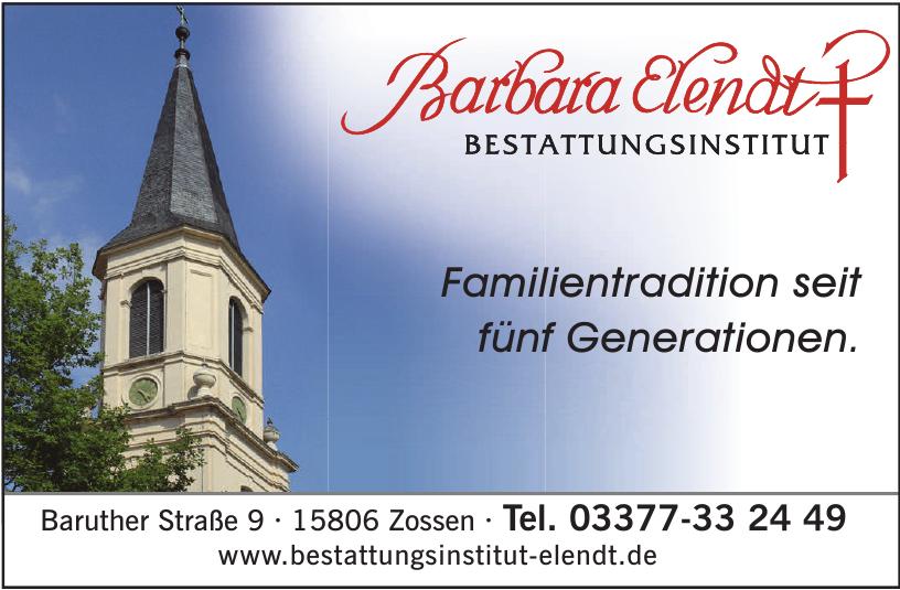 Barbara Elendt Bestattungsinstitut