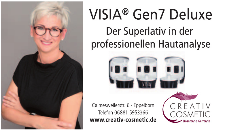 Creativ Cosmetic Rosemarie Germann