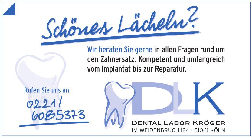 Dental Labor Kröger