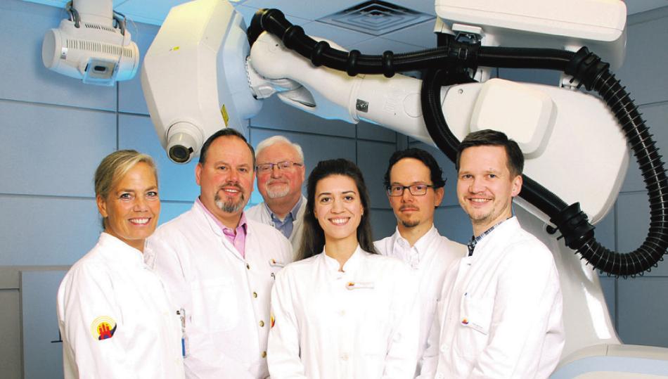 Strahlentherapie, Radiochirurgie und Schmerzbehandlung hat sich im Strahlenzentrum Hamburg vor allem als eine wirksame Methode in der Krebstherapie bewährt