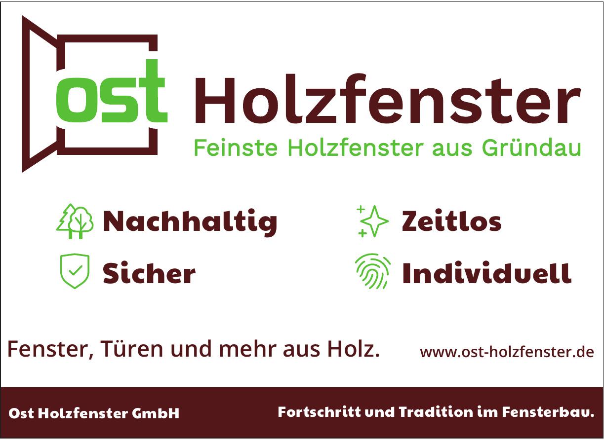 Ost Holzfenster GmbH