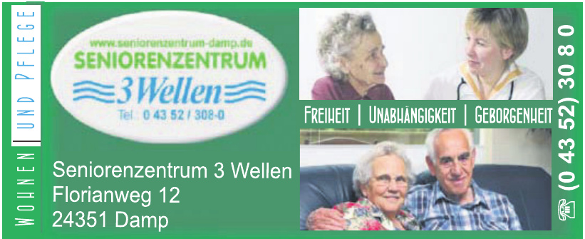 Seniorenzentrum 3 Wellen