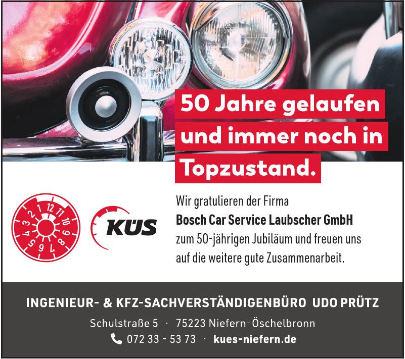 Ingenieur-Und Kfz-Sachverständigen Büro Udo Prütz