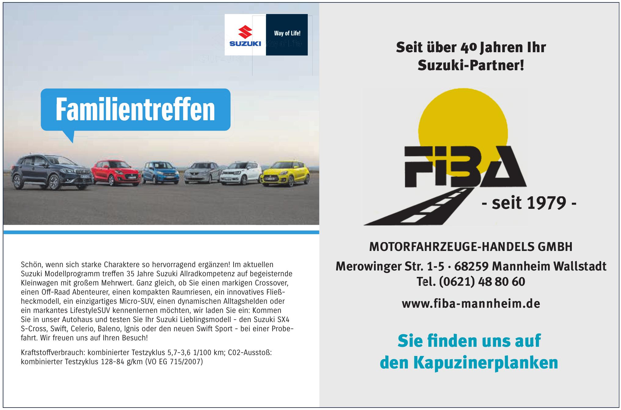 Motorfahrzeuge-Handels GmbH