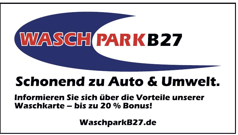 WaschPark B27