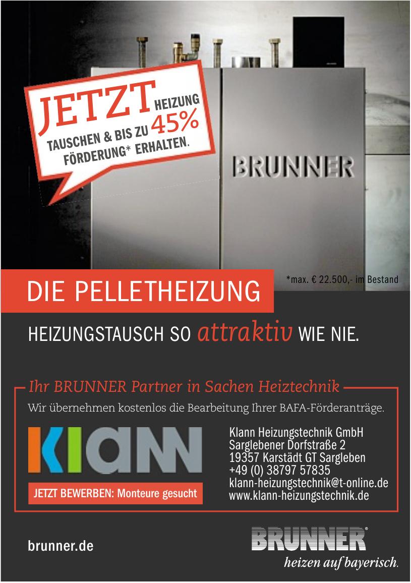 Klann Heizungstechnik GmbH
