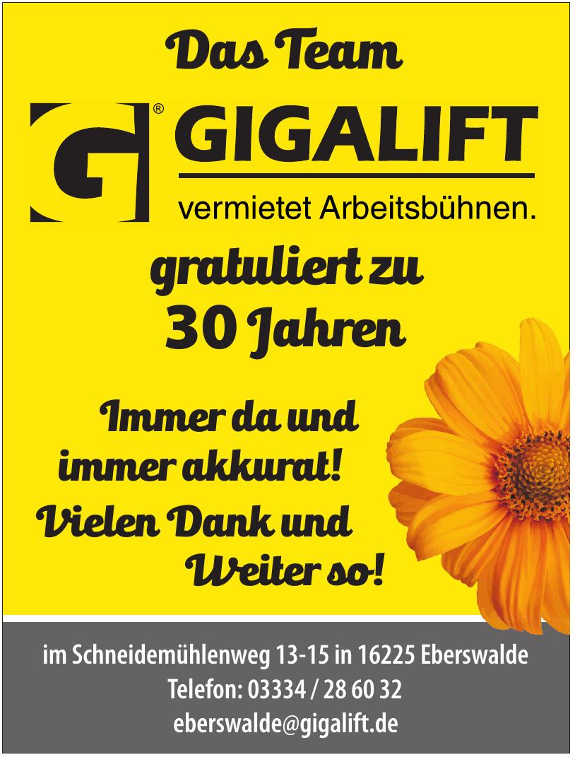 Gigalift