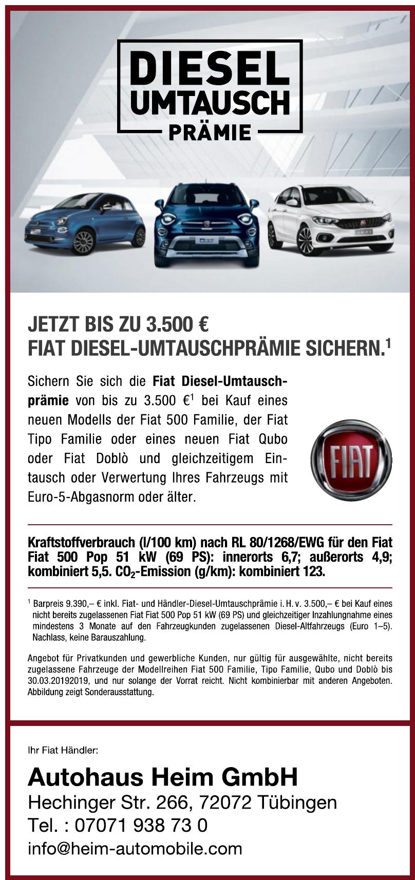 Autohaus Heim GmbH
