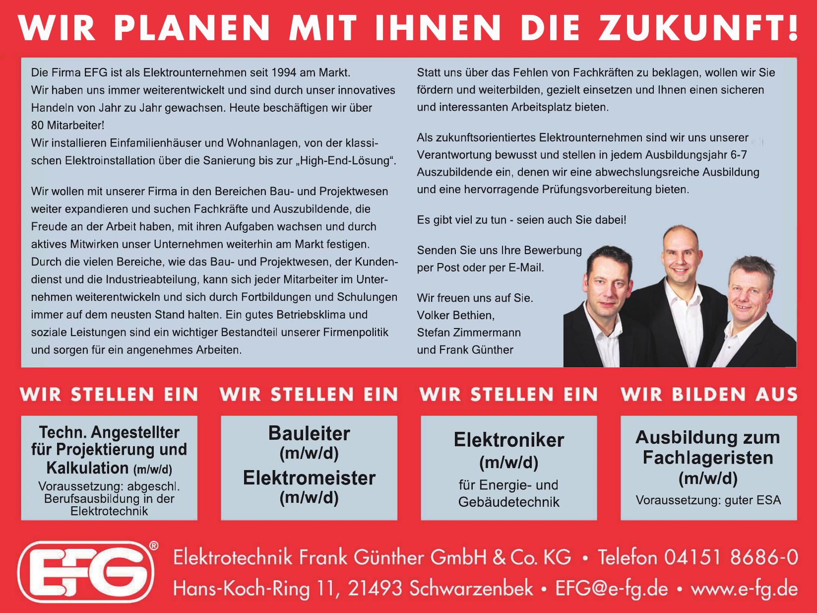 Elektrotechnik Frank Günther GmbH & Co. KG