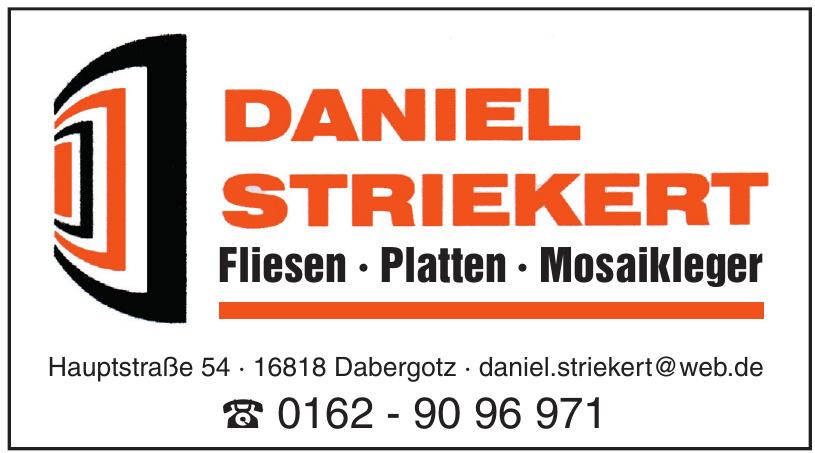 Daniel Striekert