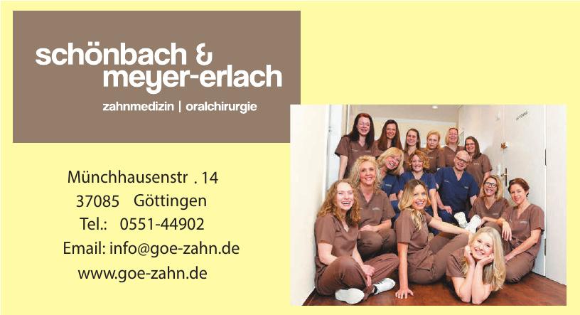 Schönbach & Meyer-Erlach