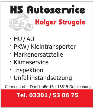 HS Autoservice Holger Strugale