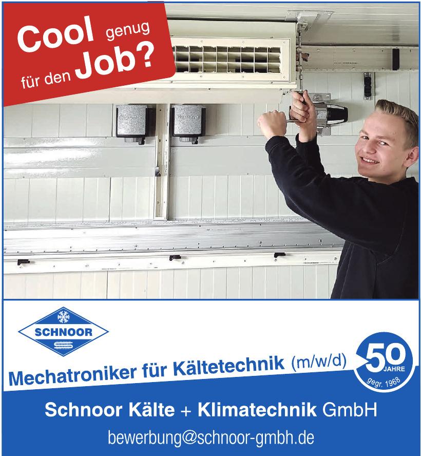 Schnoor Kälte + Klimatechnik GmbH