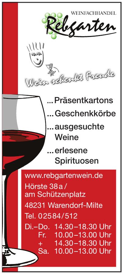 Rebgarten