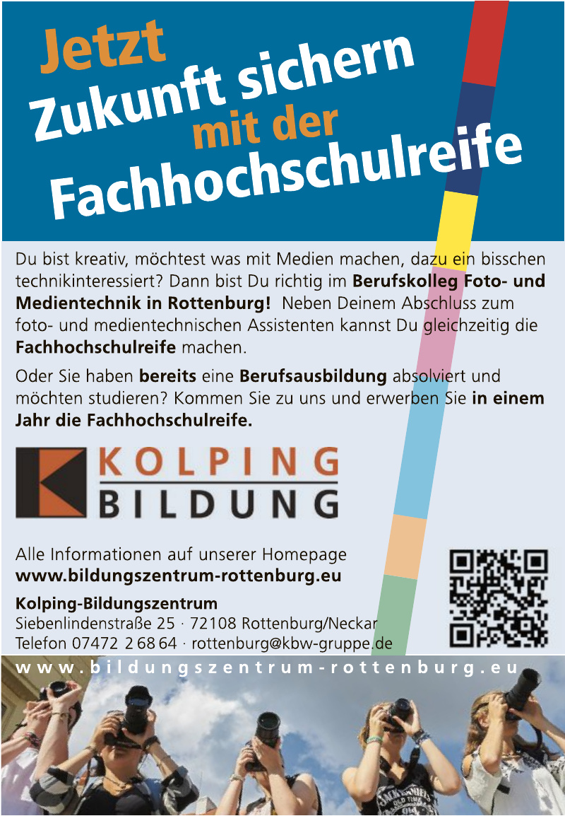 Kolping Bildung Südwürttemberg gGmbH