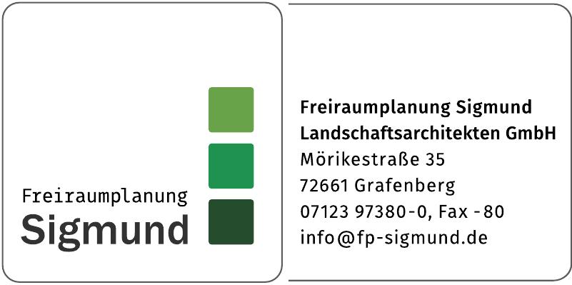 Freiraumplanung Sigmund Landschaftsarchitekten GmbH
