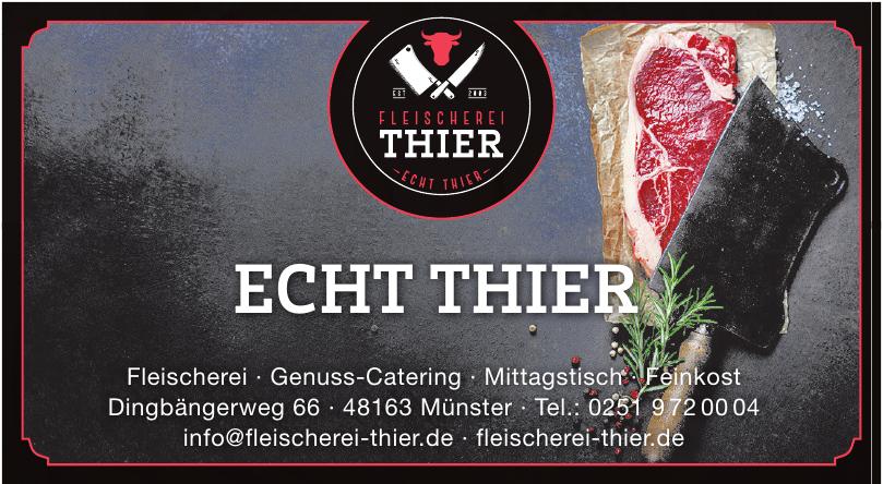 Christian Thier Fleischerei