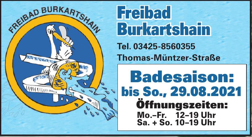 Freibad Burkartshain