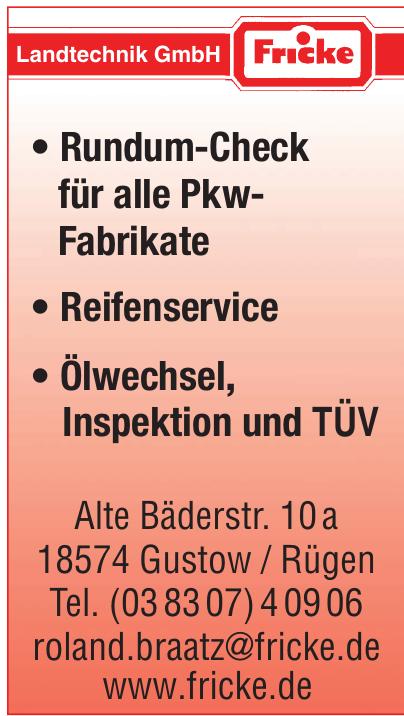 Landtechnik GmbH