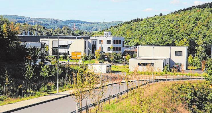 Vor Ort verleiht ein gut harmonierender Branchenmix dem Gewerbepark einen besonderen Charakter.