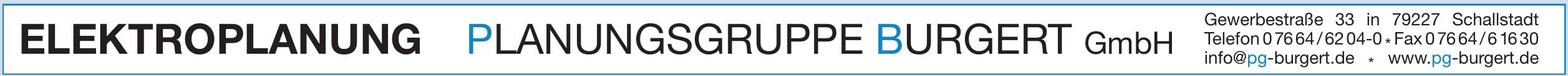 Elektroplanung Planungsgruppe Burgert GmbH