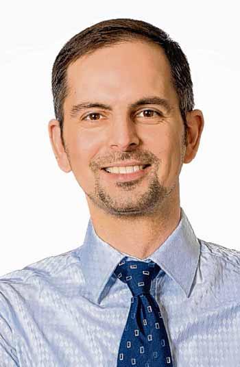 Mathias Weiß. Foto: Gemeinde