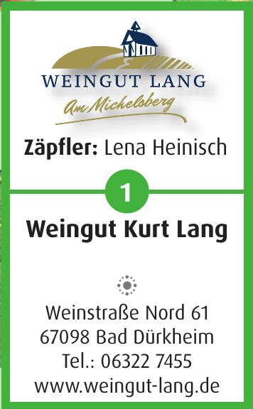 Weingut Kurt Lang