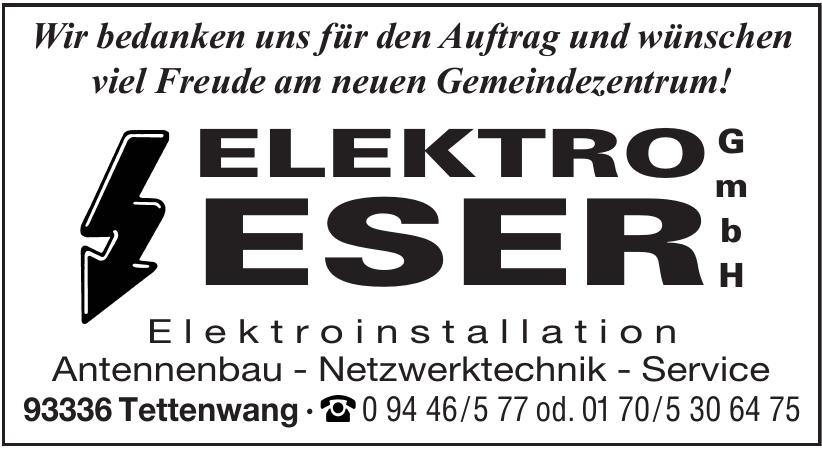 Elektro Eser GmbH