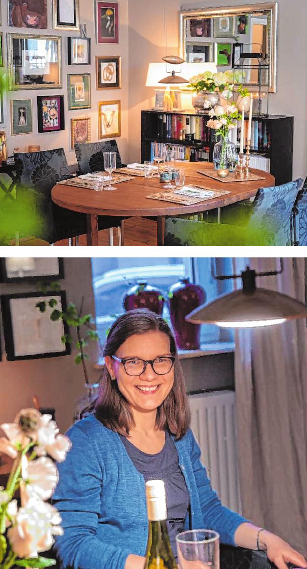 Zwei Gastgeber, ein Gast – so ließ sich unsere Serie auch in Zeiten von Corona umsetzen. Bilder: Neu