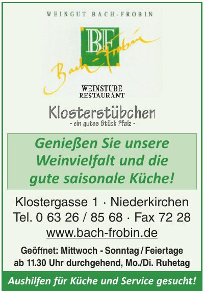 Weingut Bach-Frobin