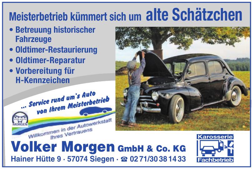 Volker Morgen GmbH & Co. KG