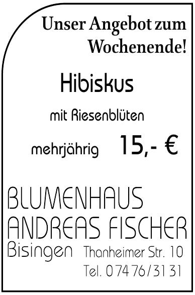 Blumenhaus Andreas Fischer